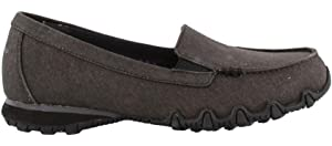 Skechers Women/'s Bikers-SMOKIN/' 49494 Black Memory Foam Brand New