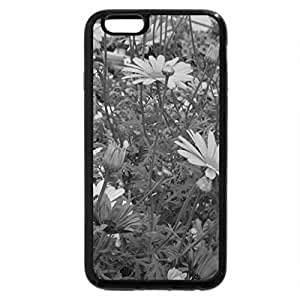 iPhone 6S Plus Case, iPhone 6 Plus Case (Black & White) - Flowers day at the greenhouse 51