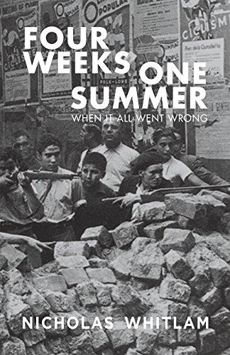 Four Weeks One Summer: When It All Went Wrong