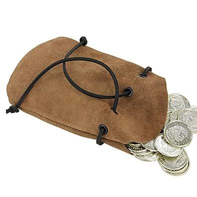 Amazon.com: Ante Edad Media simple cartera isabelina: Shoes