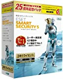 ESET Smart Security V5.2 3年1ライセンス 25周年記念パック