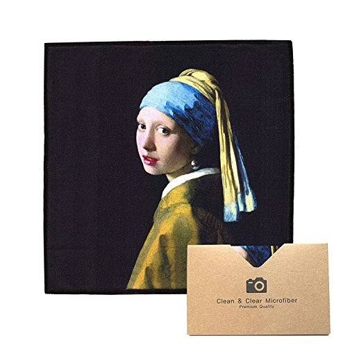- EXTRA LARGE [6 Pack] Classic Art (Johannes Vermeer