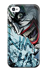 Hot JeremyRussellVargas Case Cover Iphone 4/4s Protective Case The Joker 5287687K35500949