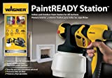 Wagner 0529017 PaintReady Station HVLP Paint Sprayer, 15' Hose