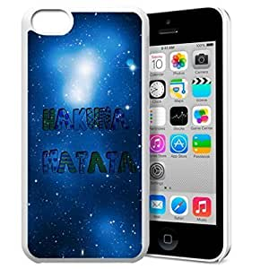 diy phone caseAfrica Ancient Proverb HAKUNA MATATA Color Accelerating Universe Star Design Pattern HD Durable Hard Plastic Case Cover for ipod touch 5diy phone case