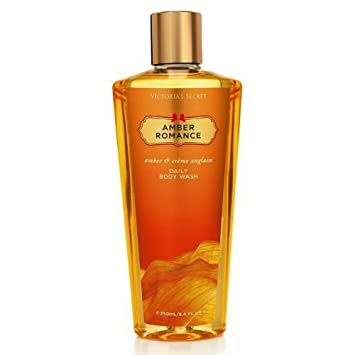 e126aa0eafa15 Victoria's Secret Fantasies Amber Romance Daily Body Wash 8.4 oz