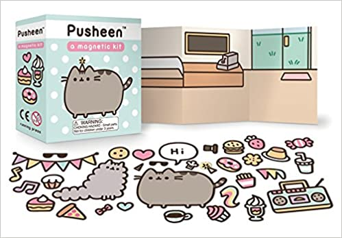 _ZIP_ Pusheen: A Magnetic Kit. getting Welcome grado welcome opinion