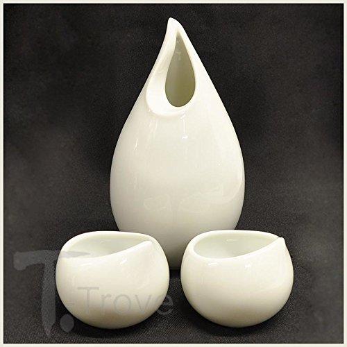 Sizuku Japanese Teardrop Sake Set by T-Trove (Image #4)