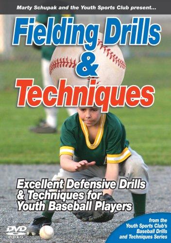 (Baseball Coaching: Fielding Drills & Techniques)