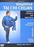 The 24 Forms and the 48 Forms.  BETTER HEALTH IN 20 MINUTES A DAY!  Learn two of the most popular forms of Tai Chi Chuan, the ancient Chinese martial art which is often described as 'moving meditation'. The 'Simplified' 24-posture form is taught and ...