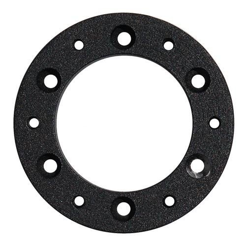 Simoni Racing 1010 Adapter fü r Lenkradnabe - 74 mm, Black