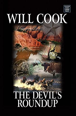 book cover of The Devil\'s Roundup