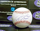 Jayson Werth autographed baseball (Washington Nationals Phillies World Series) MLB Authentication Hologram