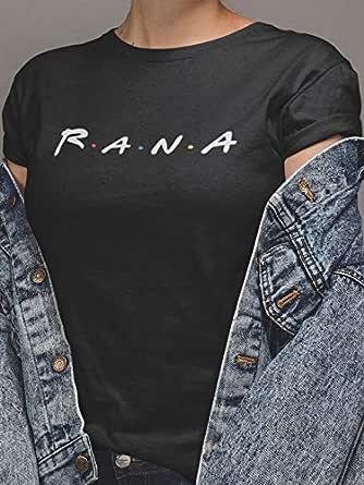 RANA ، ATIQ T-Shirt for Women