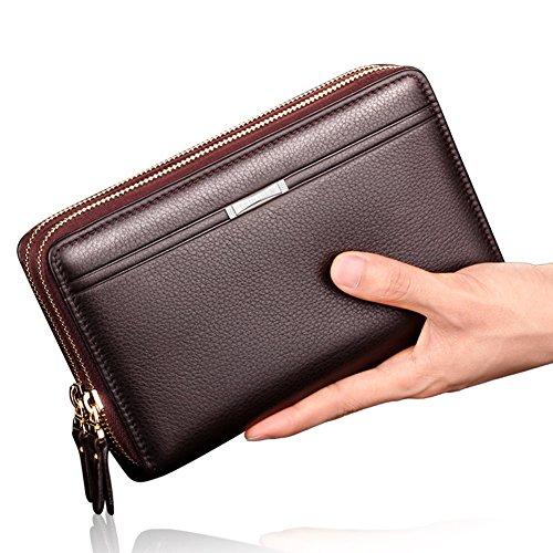 YiYiNoe Leather Clutch Handbag Wallet product image