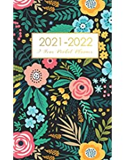 2021-2022 2 Year Pocket Planner: 2021-2022 Monthly Pocket Planner | Two Year Calendar Small Size | 24 Months Agenda Schedule Organizer with Holiday | Jan 2021 - Dec 2022