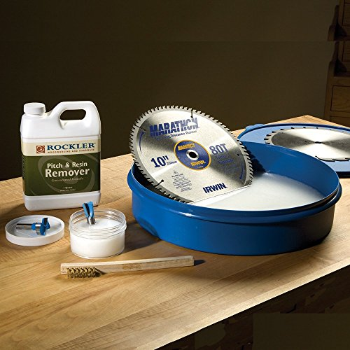 Router Bit and Saw Blade Cleaning Kit - Saw Blade Kit