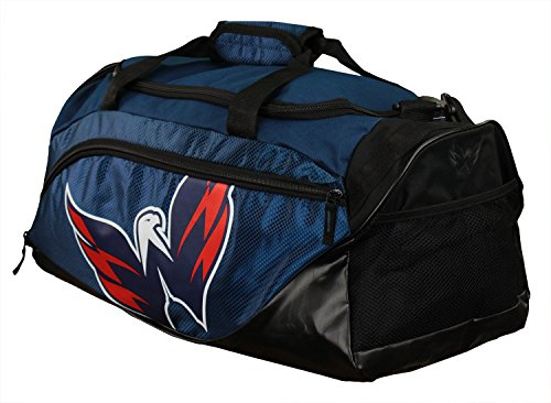 Washington Capitals Locker Room - Washington Capitals Locker Room Collection Duffle Bag - Small