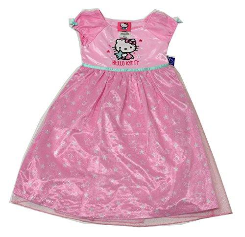 (Sanrio Hello Kitty Pink Nightgown)