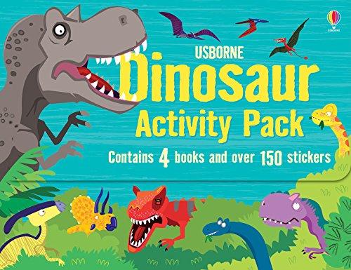 Dinosaur Activity Pack ebook