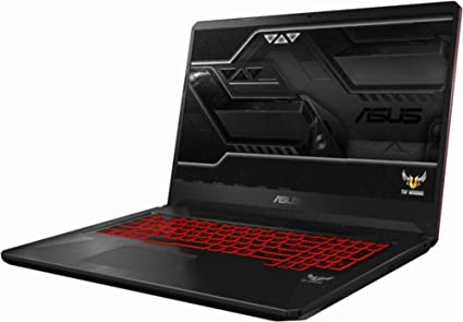 "2019 Newest ASUS TUF Flagship 17.3"" FHD IPS Display Gaming Laptop, Intel 6-"