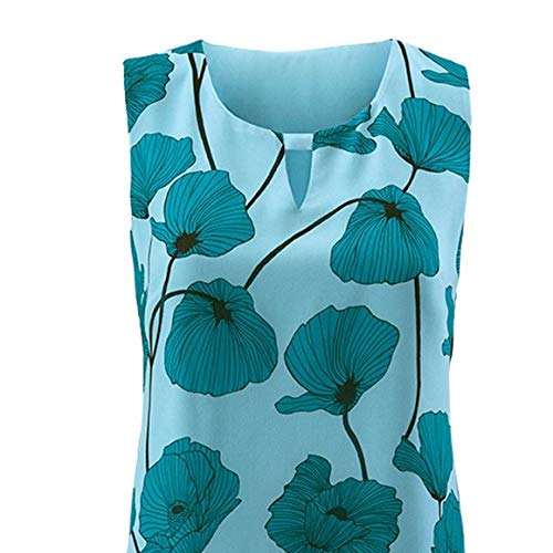 CAbi #3268 Poppy Sleeveless Blouse (L) from CAbi