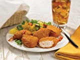 Mrs. Friday's Panko Breaded Stuffed Shrimp, 3 lb, (4 count)