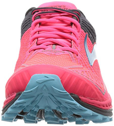 Bluefish Pink Laufschuhe Mehrfarbig Damen Pink Diva Brooks Anthracite Mazama qE8nt