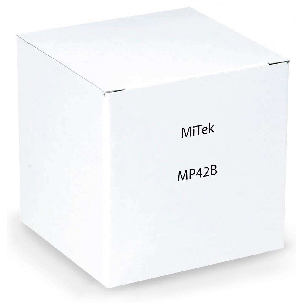 MTX MP42B 200-Watt Home Theater Speaker w/ two 4'' Woofers (Black)(each) (Discontinued by Manufacturer) by MTX