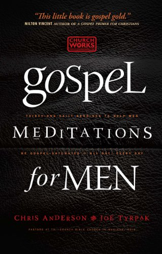 Gospel Meditations for Men