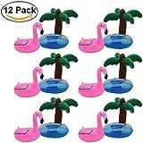 Inflatable Drink Holder (Flamingo)