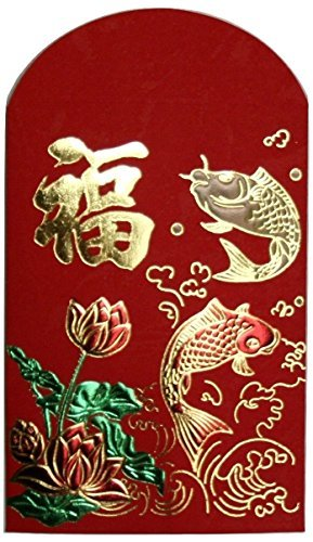 Chinese Red Envelopes -