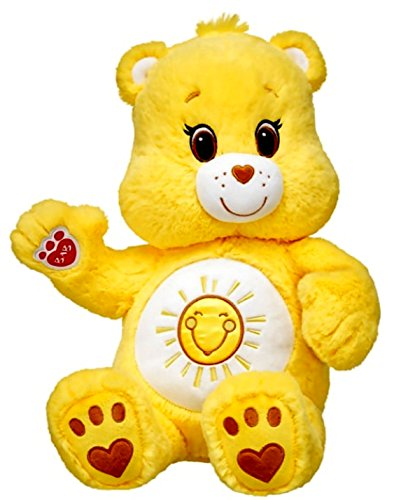 - Build a Bear Workshop Funshine Care Bear Plush Toy 17
