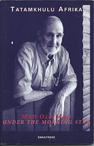 book cover of Mad Old Man Under the Morning Star