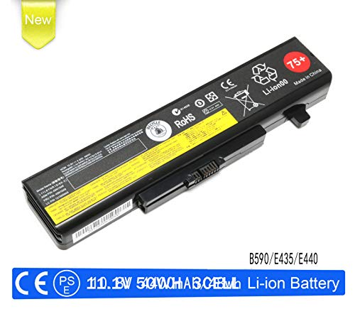 VUOHOEG B590 E530 E540 Laptop Battery Replacement for 0A36311 Lenovo ThinkPad E430 E431 E435 E440 E445 E531 E535 E545; P/N: 45N1048 45N1049 45N1043 45N1042