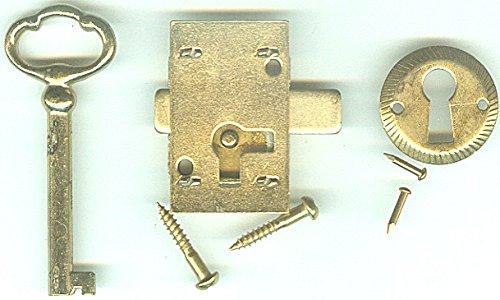 Antique Drawer Locks (Drawer Lock Surface Mount)