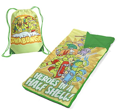 [Nickelodeon Teenage Mutant Ninja Turtles Retro Slumber Set] (Nickelodeon Teenage Mutant Ninja Turtles)