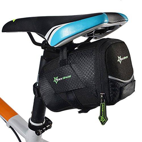 - Ezyoutdoor Bicycle Bike Rear Top Tube Bag Waterproof MTB Mountain/Road Bike Rear Bag Bicycle Saddle Bag Cycling Rear Seat Tail Bag