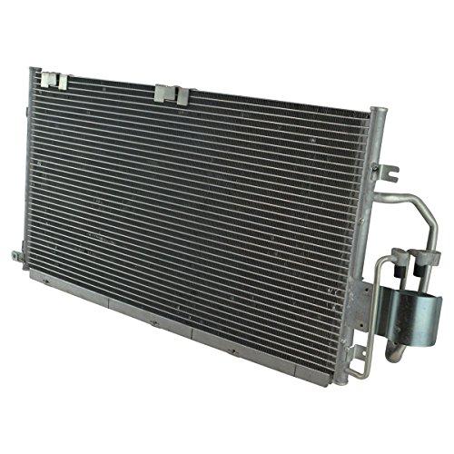 AC Condenser A/C Air Conditioning for Saturn L-Series LS1 LS2 LW1 LW2 L100 ()