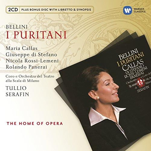 (Bellini: I Puritani  [Plus Bonus Disc with Libretto & Synopsis] )