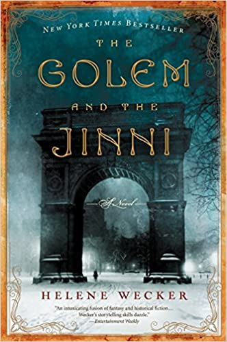 Image result for golem and jinni