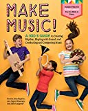 img - for Make Music!: A Kid's Guide to Creating Rhythm, Playing with Sound, and Conducting and Composing Music book / textbook / text book