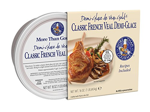 Top demi glace gold 16 ounce for 2020