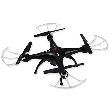 Syma X5SC-1 Drone Falcon Cuadricópteros RC (360 Grados, 4CH 6 Axis ...