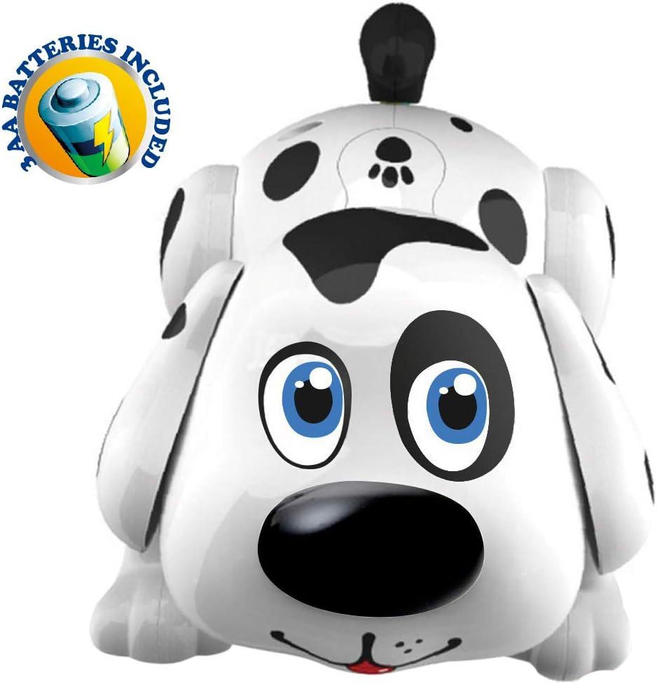 Perro Robot Electronico Harry Juegos Educativos 24 Meses - 7 Años Regalo Perritos Juguete