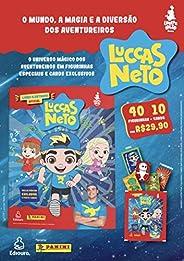 Kit Envelopes com cromos - Luccas Neto