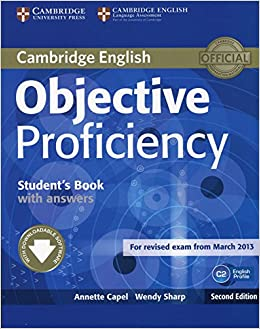 Objective Proficiency Student's Book with Answers with