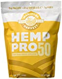 protein powder for baking - Manitoba Harvest Hemp Pro 50 Protein Powder, 32oz; with 15g of Protein & 7g of Fiber per Serving, Preservative-Free, Non-GMO