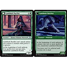 Magic: the Gathering - Lambholt Pacifist // Lambholt Butcher (215/297) - Shadows Over Innistrad