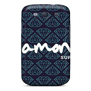 Case Cover Diamond Supply Co/ Fashionable Case For Galaxy S3